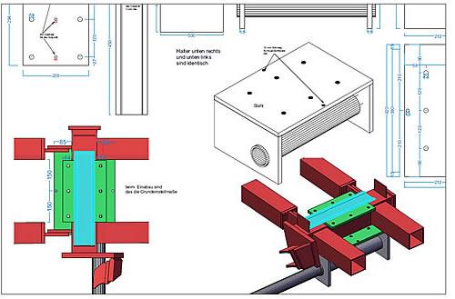 Innovative Lichtwerbeanlage für die UNILEVER-Zentrale in der Hafencity